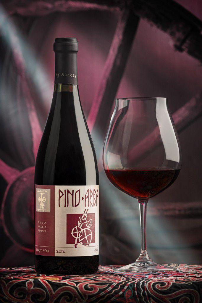 PINO ARBA PINOT NOIR 2012