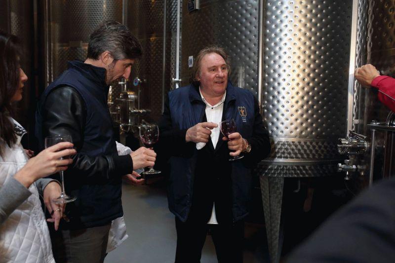 Виноградники Arba Wine, 6 апреля 2016 г.