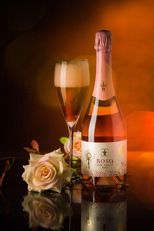 Дорогие друзья! Наше розовое игристое ROSA ASSA VALLEY готово предстать перед вами