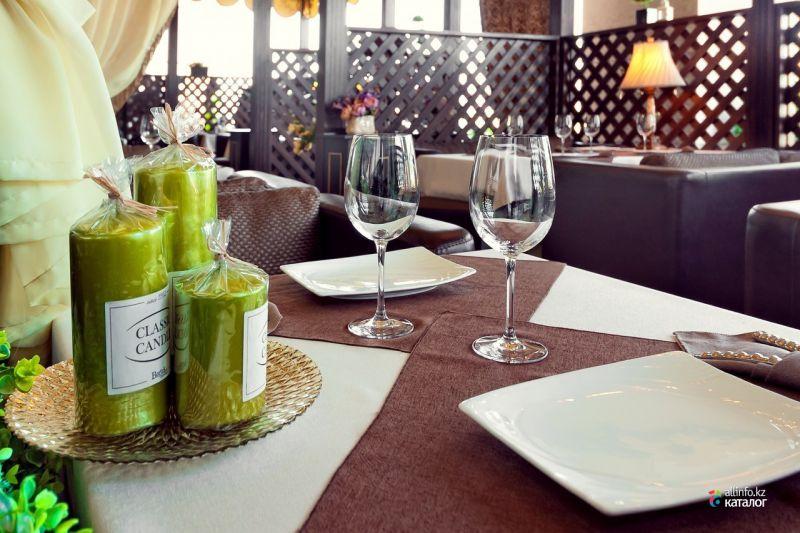 ARBA WINE теперь и в лучших ресторанах Караганды!