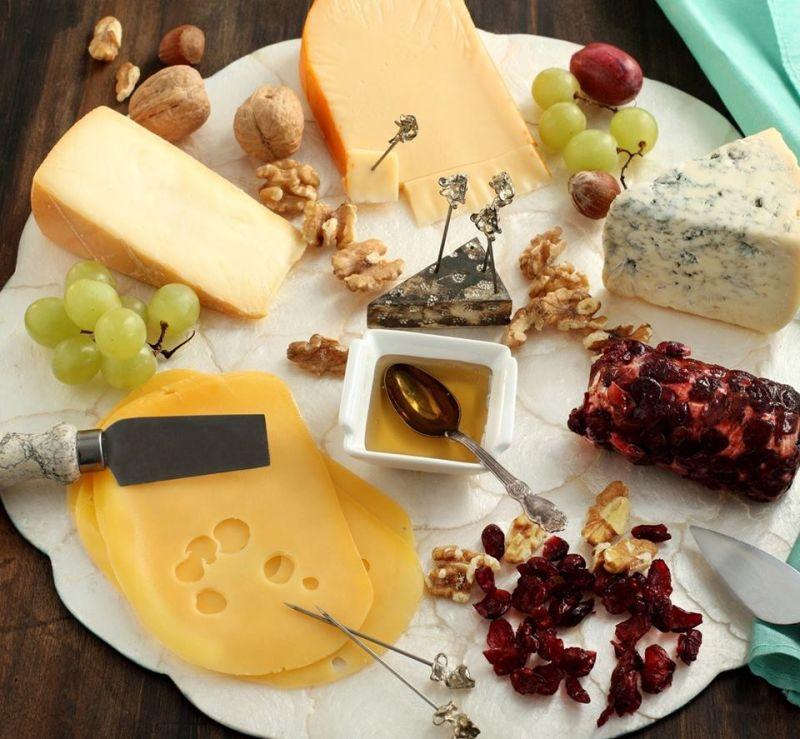 Гастрономический вечер вина и сыра
