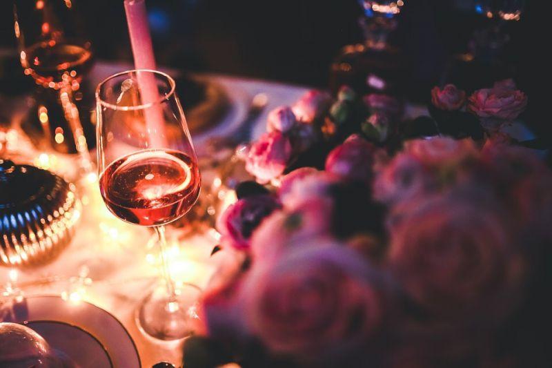 Вечер розовых вин La vie en Rose - жизнь в розовом цвете