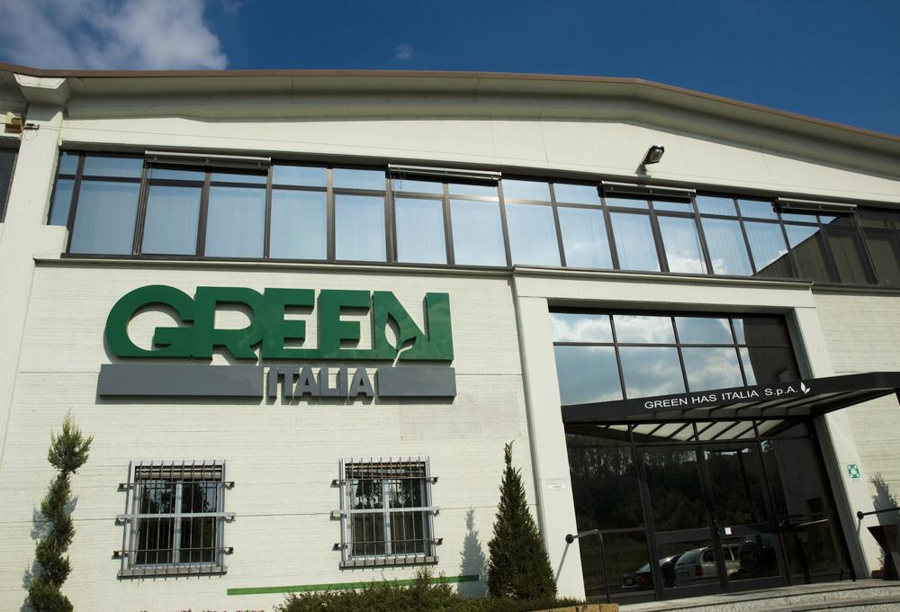 Greenhas Italia